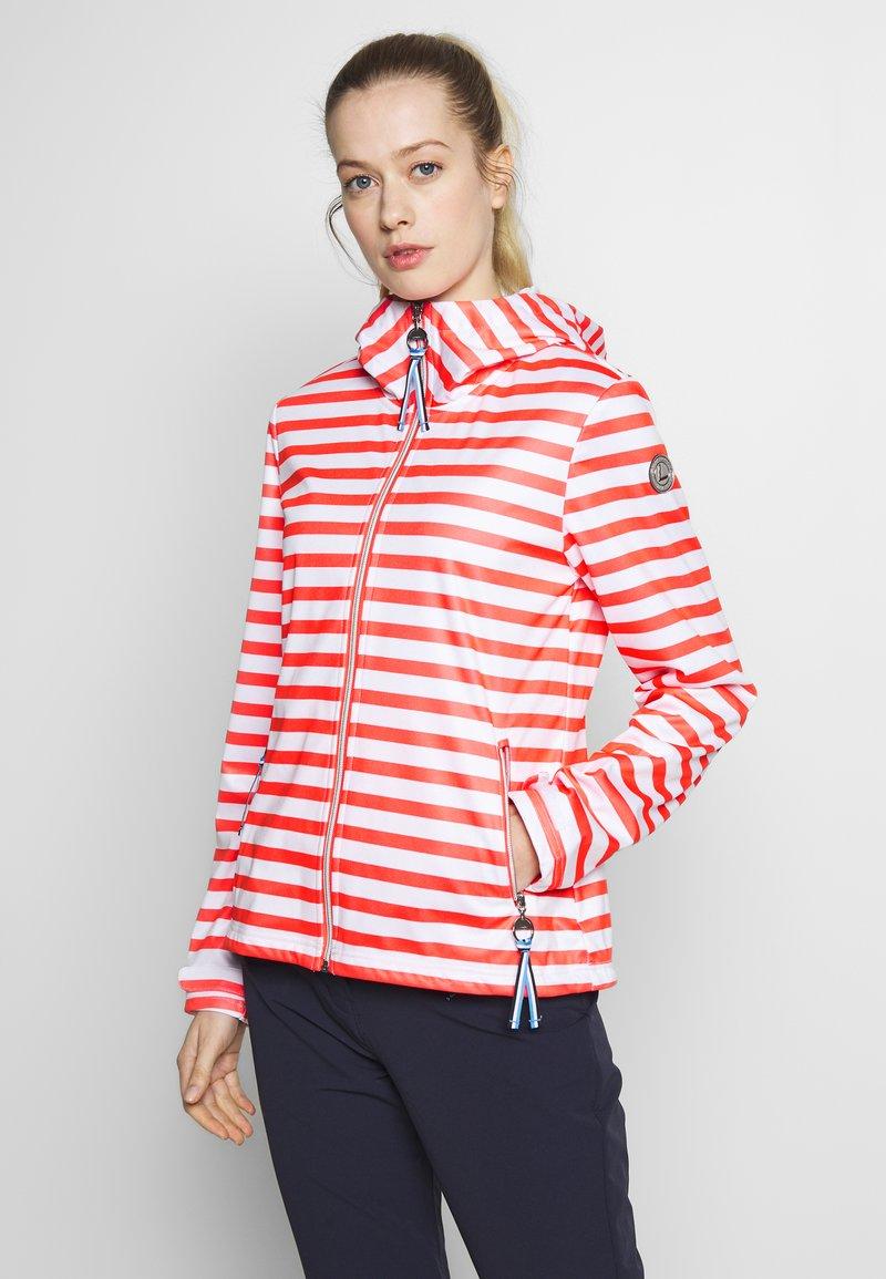Luhta - ANNIS - Soft shell jacket - hot pink