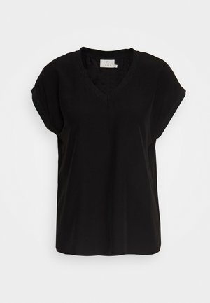 LADY BLOUSE - Bluser - black deep