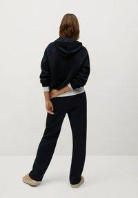 Mango - TAMMY - Trousers - námořnická modrá - 2