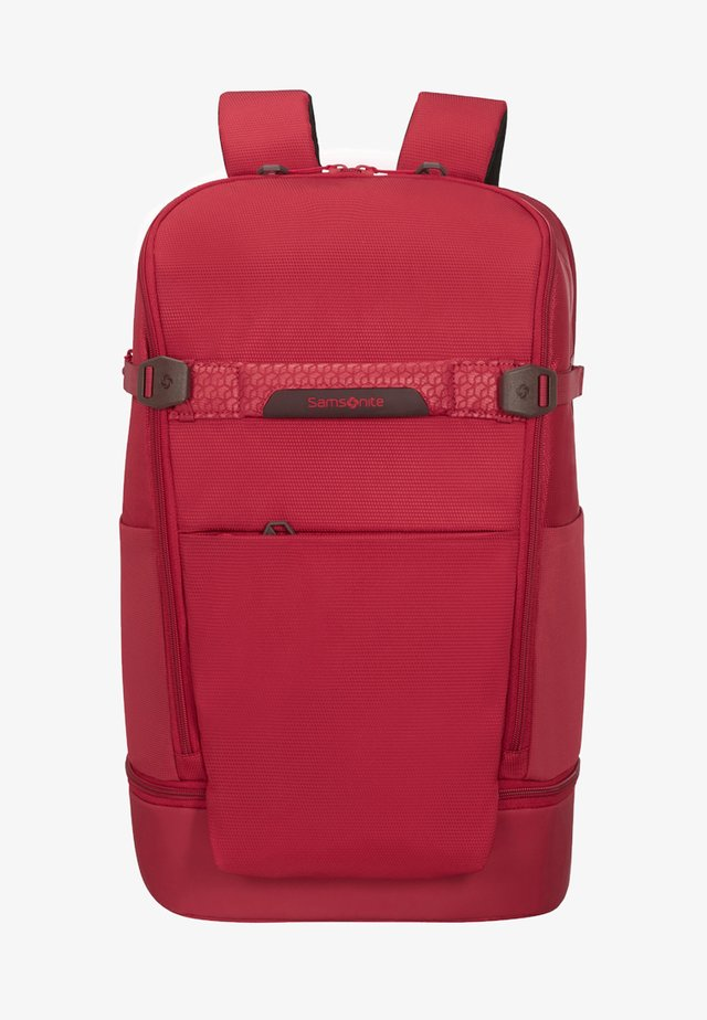 HEXA - Rucksack - strawberry