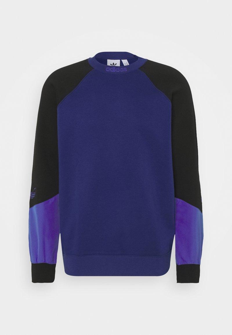 adidas Originals - CREW - Felpa - victory blue