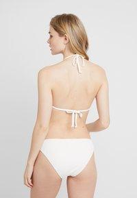 Buffalo - TRIANGLE SET - Bikini - creme - 2