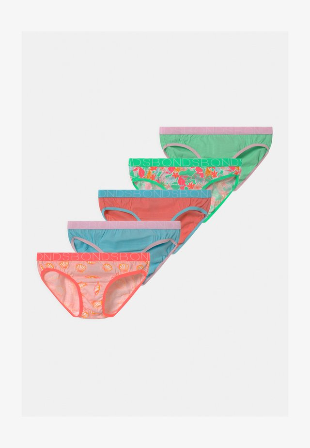 5 PACK - Briefs - multi-coloured