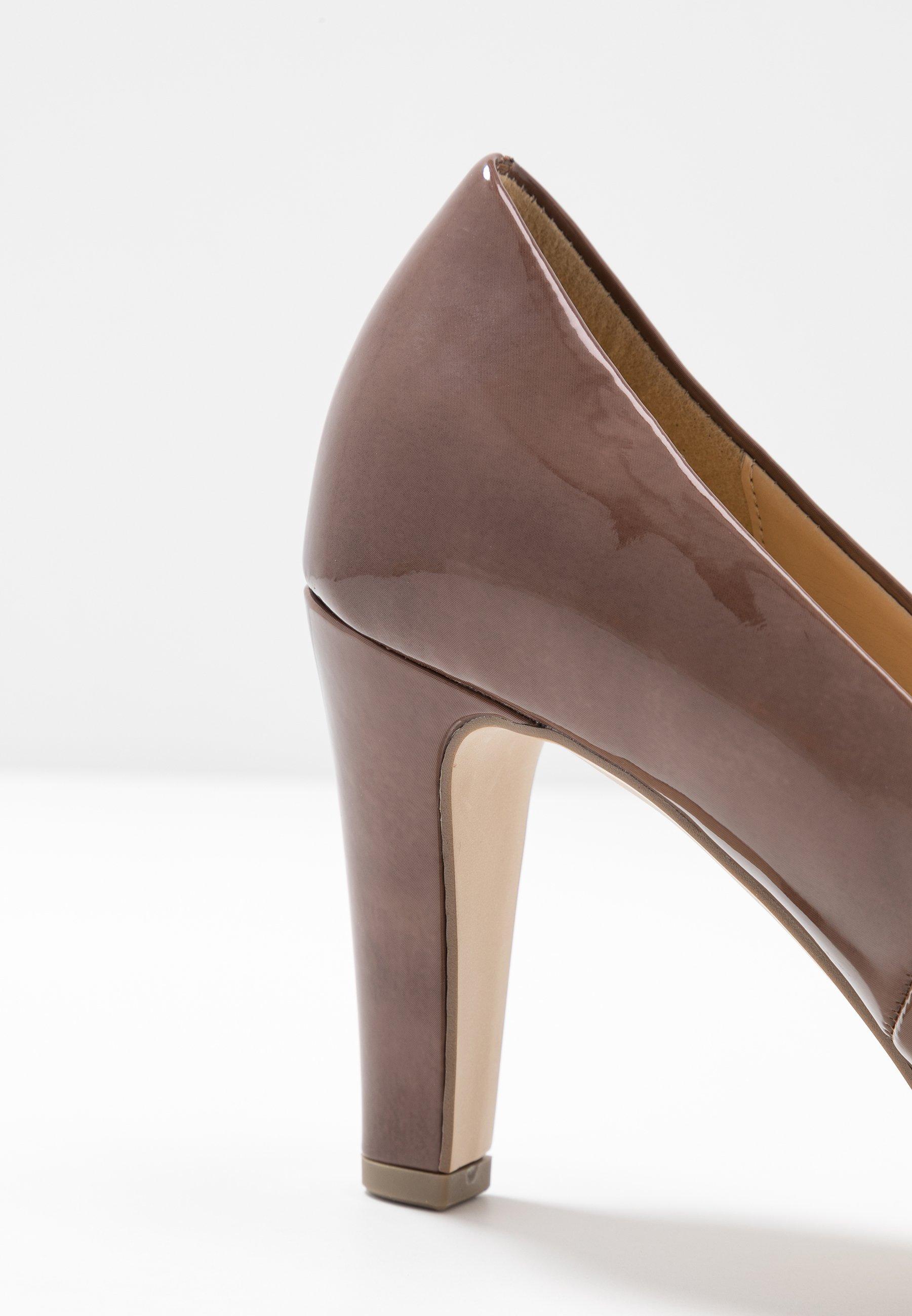 Descuento particular Gabor Zapatos altos - dark nude | Calzado de mujer2020 foACl