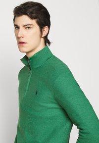 Polo Ralph Lauren - LONG SLEEVE  - Stickad tröja - potomac green heather - 3
