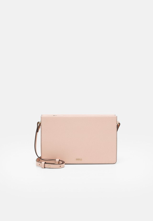 BABYLON CROSSBODY - Sac bandoulière - candy rose