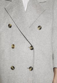 American Vintage - DADOULOVE - Classic coat - polaire chine - 6
