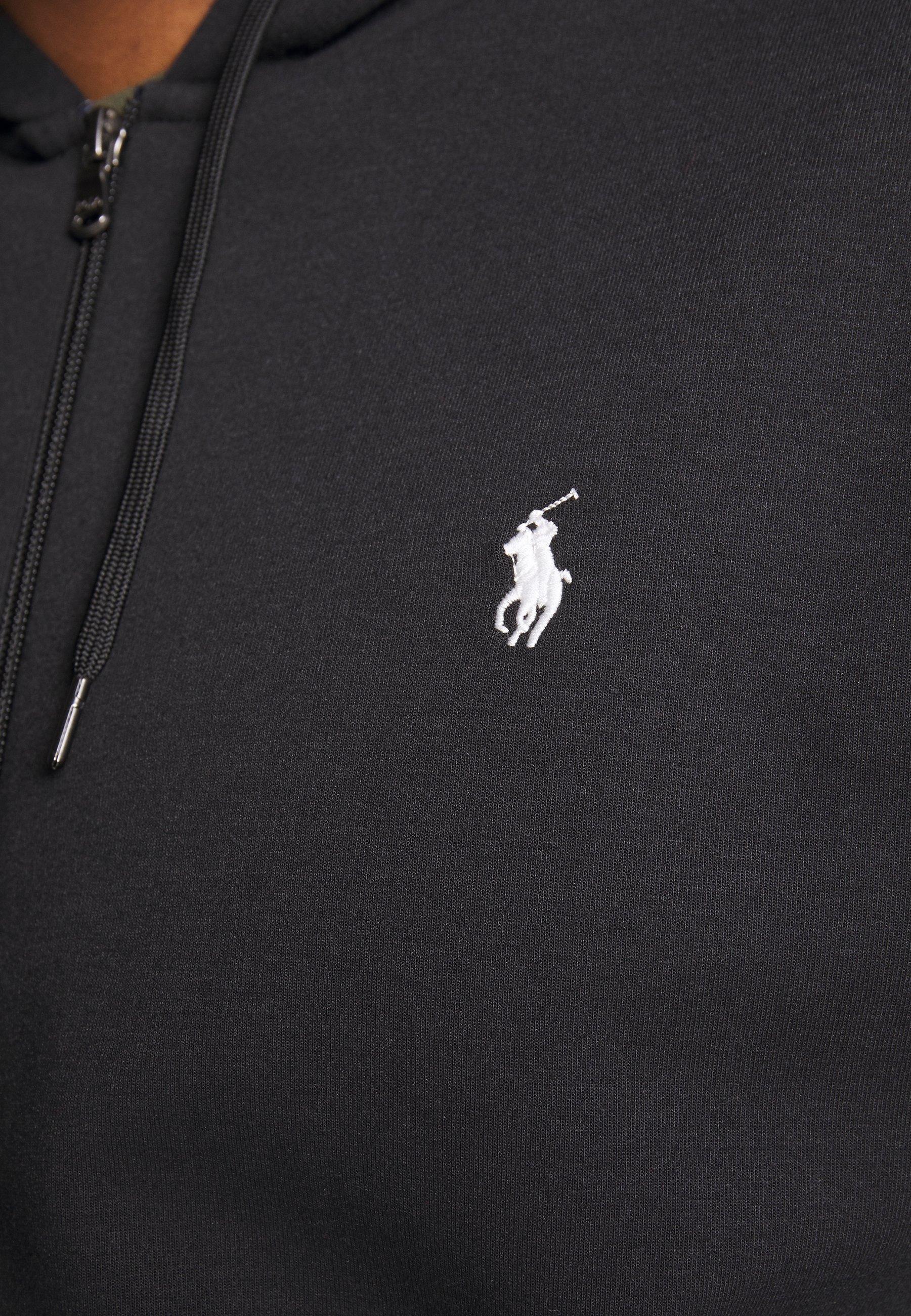 Men DOUBLE TECH HOOD - Zip-up sweatshirt