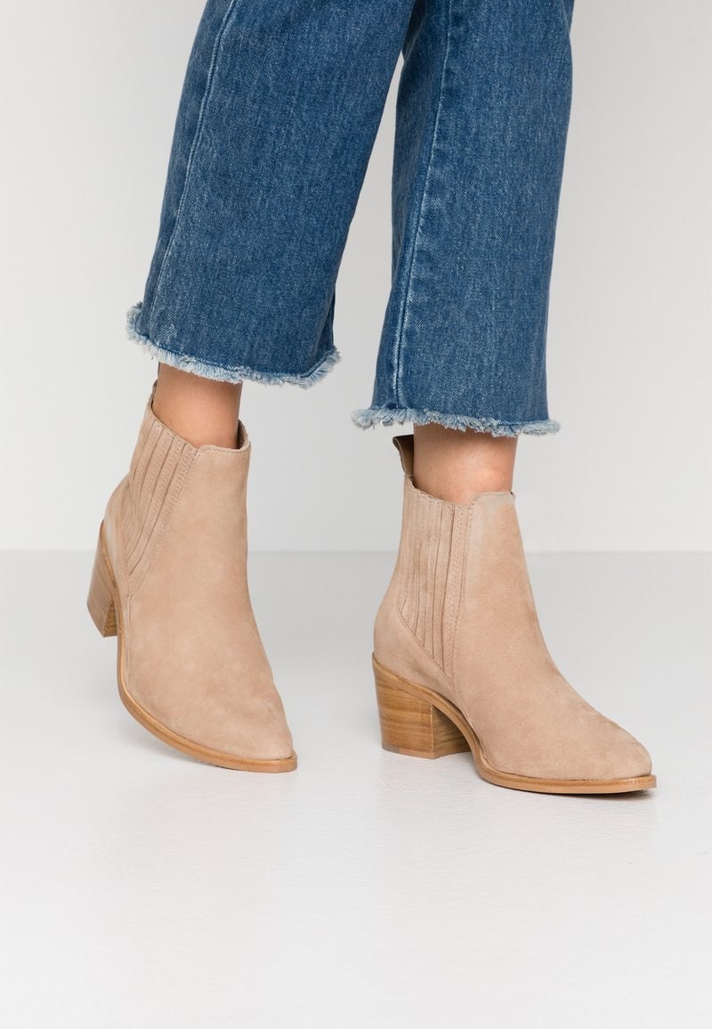 Marc O'Polo - JANET 3A - Ankelboots - sand