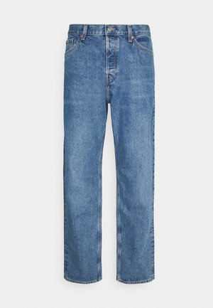 SPACE - Jeans baggy - harper blue