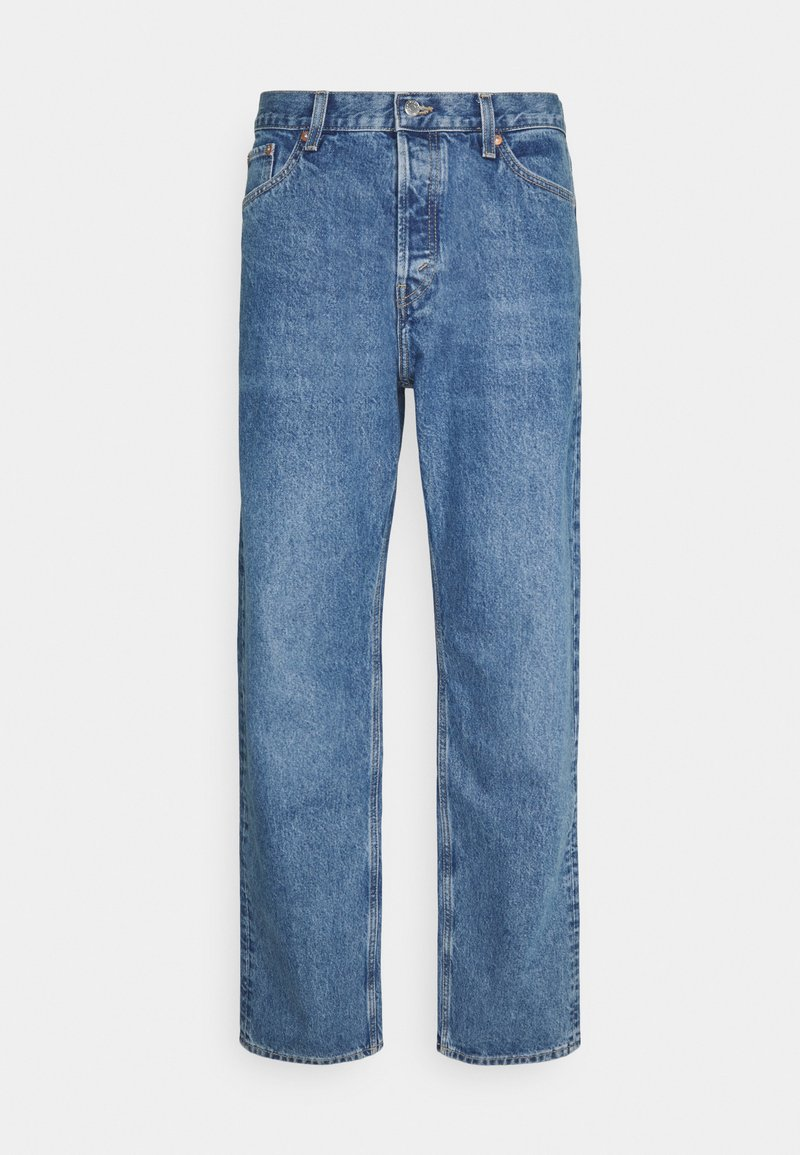 Weekday - SPACE - Jeans baggy - harper blue