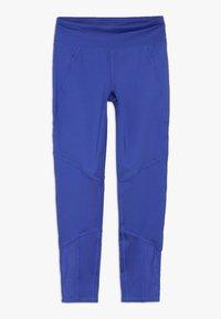 GAP - GIRL  - Leggings - mosaic blue - 0