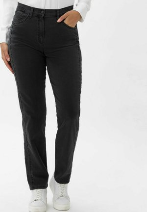 CORRY NEW - Slim fit jeans - anthra