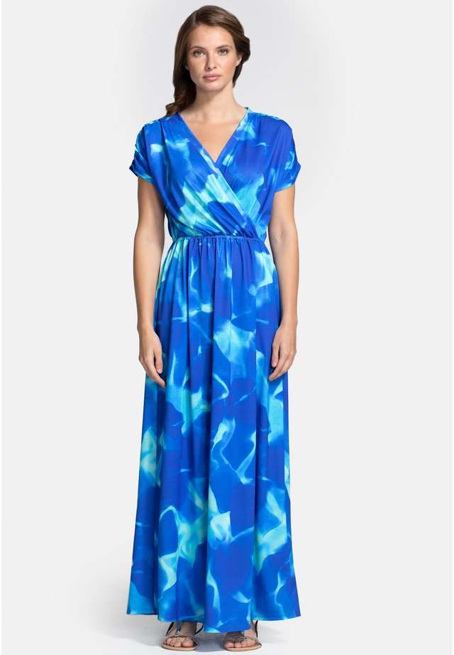 Maxi-jurk - greek print