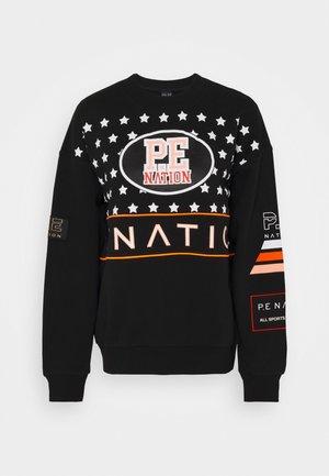 OFF SIDE  - Sweatshirt - black
