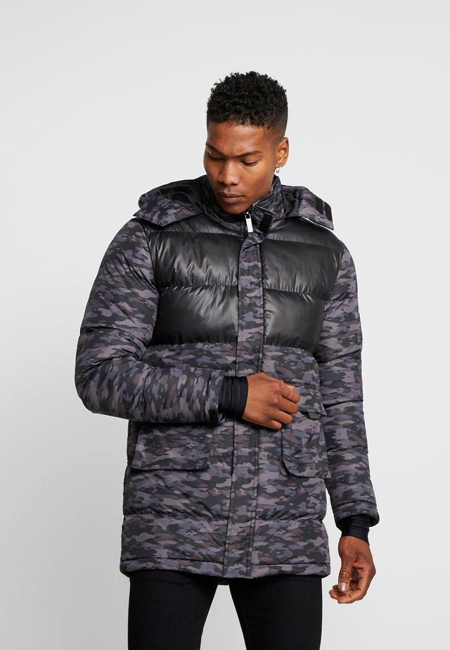 BLADE - Winter coat - charcoal