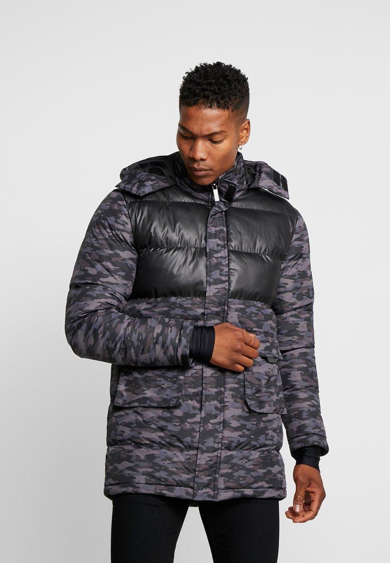 Golden Equation - BLADE - Winter coat - charcoal