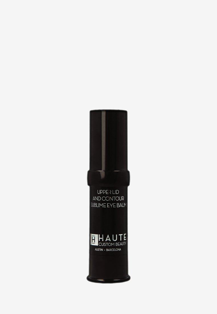 Haute Custom Beauty - UPPER LID & CONTOUR SUBLIME EYE BALM - Eyecare - black