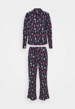 CHRISTMAS REVERE SET - Pyjamas - navy