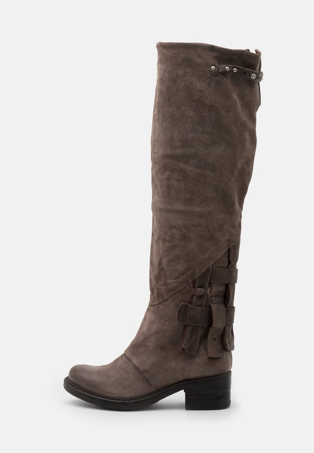 Over-the-knee boots - fango