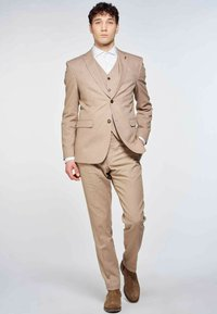 MDB IMPECCABLE - Suit waistcoat - brown - 1