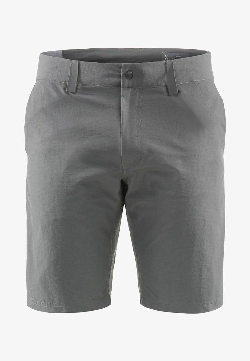 Haglöfs - AMFIBIOUS SHORTS - Shorts - magnetite