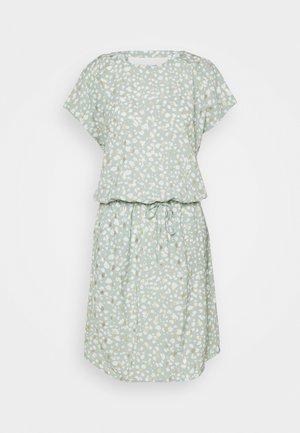 VMSINAMON DRESS - Day dress - jadeite/foil