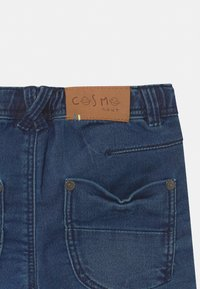 OVS - TERRY  - Slim fit jeans - dark denim