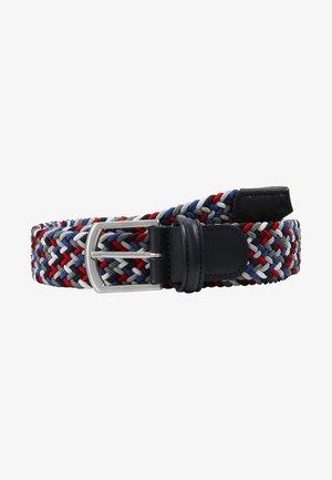 STRECH BELT UNISEX - Pletený pásek - multi-coloured