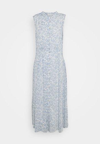 BARACA DRESS - Maxi dress - wedgewood