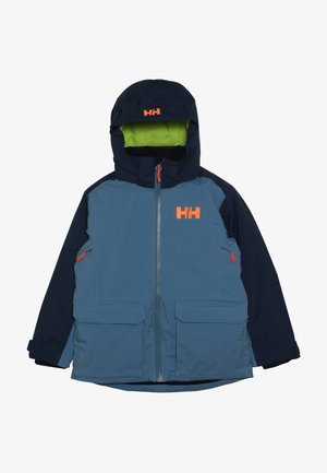 SKYHIGH JACKET - Skijakker - blue fog