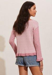 Odd Molly - NOELLE - Jumper - pink - 1
