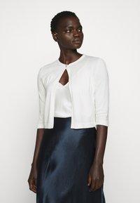 MAX&Co. - MESSICO - Cardigan - isidide white - 0