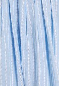 YAS - YASSTRILLA MIDI SKIRT - A-line skirt - cashmere blue - 2