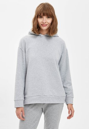 Bluza z kapturem - grey