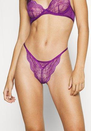 ISABELLE HIGH LEG  - Tangice - purple