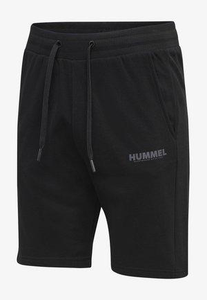 HMLLEGACY - Sports shorts - black