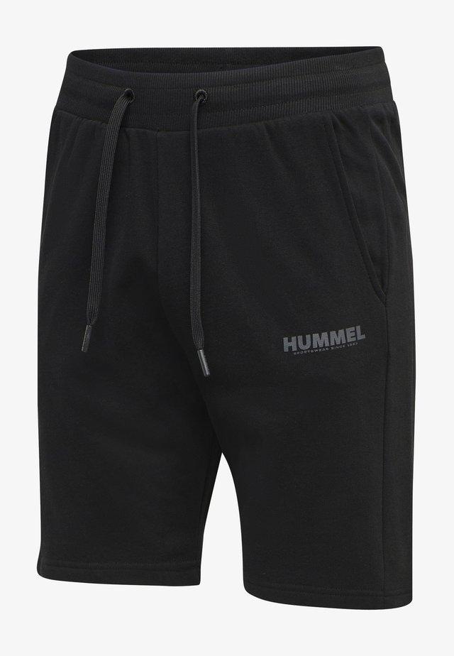 HMLLEGACY - Short de sport - black
