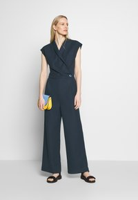 Esprit Collection - Overall / Jumpsuit /Buksedragter - navy - 1