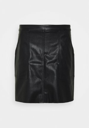 VMSYLVIA SHORT SKIRT TALL - Minihame - black