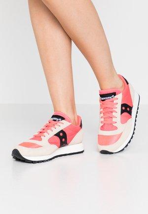 JAZZ VINTAGE - Sneaker low - vizicoral/white/black