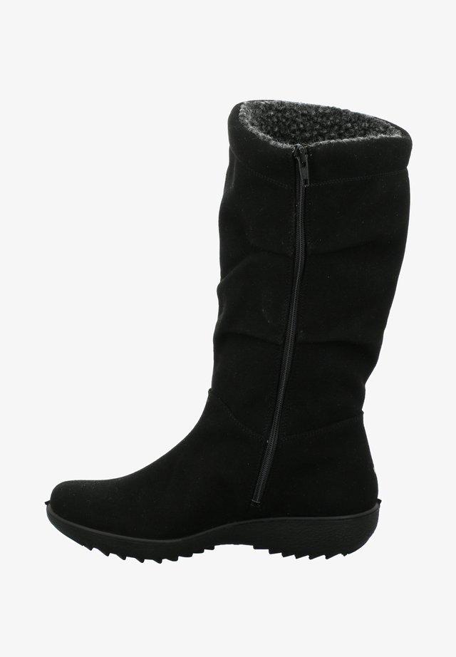 ORLEANS 107, SCHWARZ - Boots - schwarz