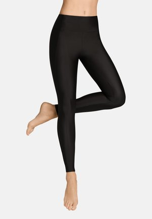 SHAPING LEGGINGS ALLDAY - Leggings - Trousers - black