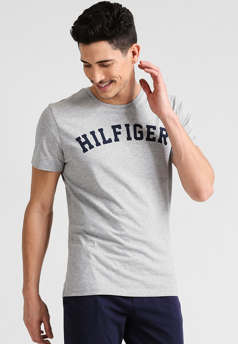 Tommy Hilfiger - Pyjamashirt - grey