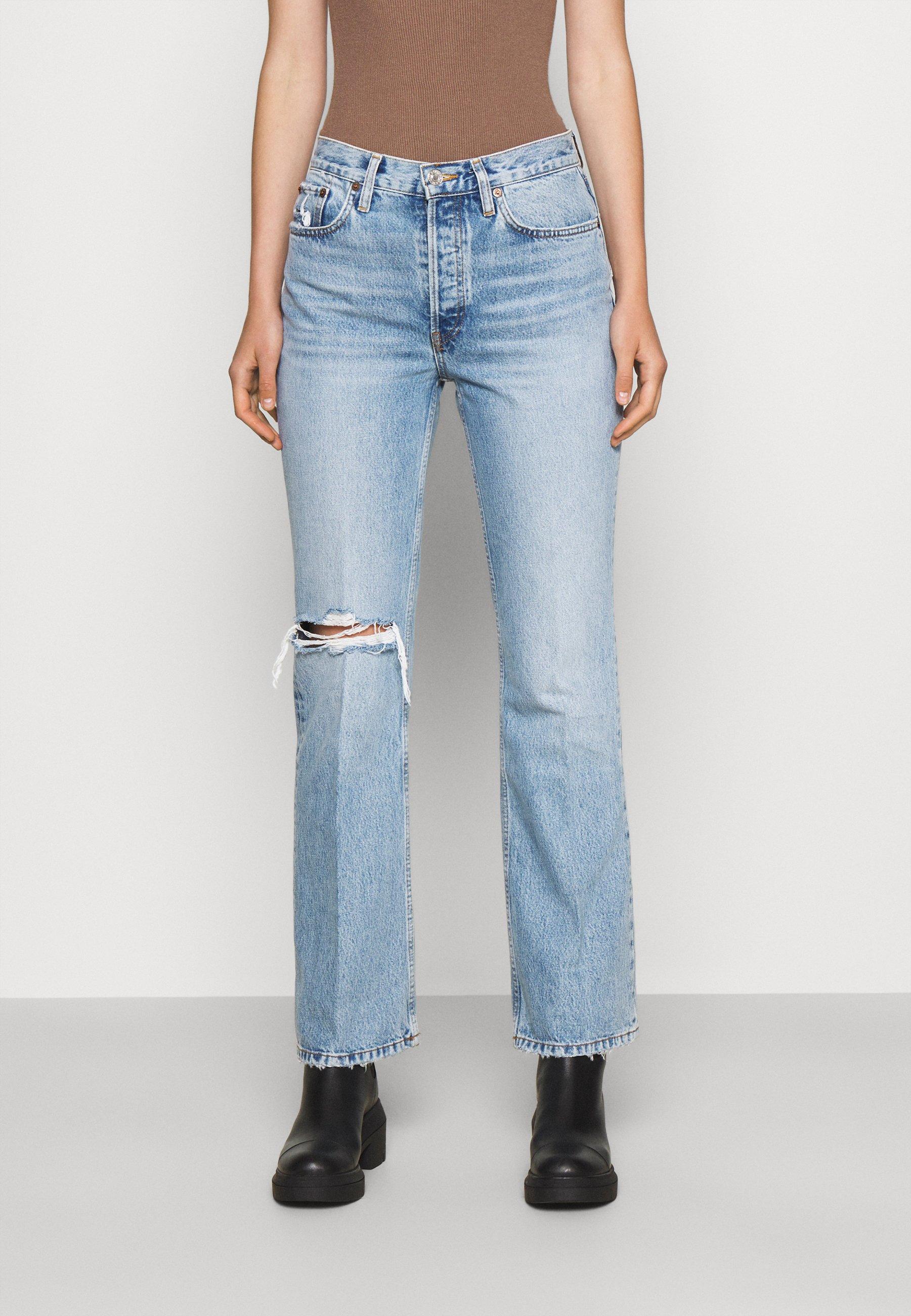 Women BOOTCUT - Bootcut jeans