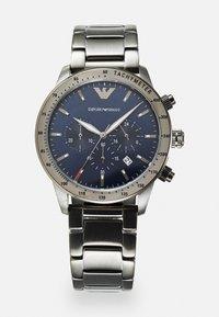 Emporio Armani - SET - Cronografo - gunmetal - 0
