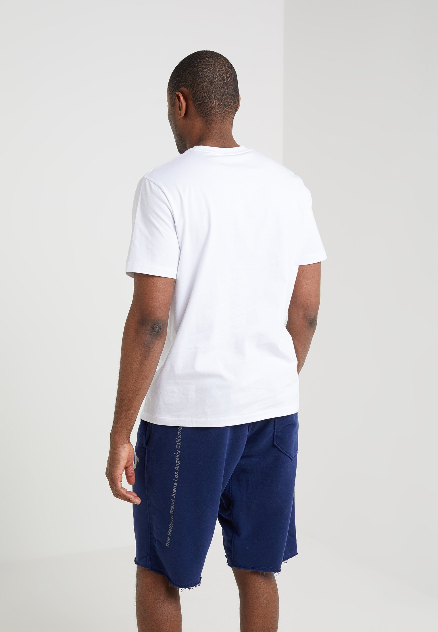 Filippa K SINGLE CLASSIC TEE - Basic T-shirt - white EuOh1