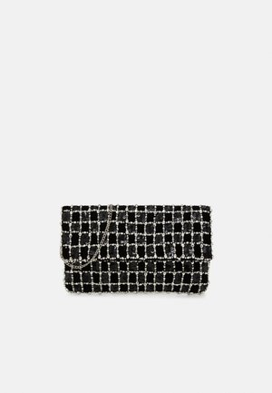 PARADI CHECK BAG - Clutch - black