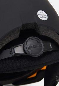 Alpina - ARBER VISOR UNISEX - Helmet - black matt - 5
