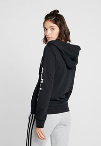 adidas Performance - Sweatjakke /Træningstrøjer - black/white - 2